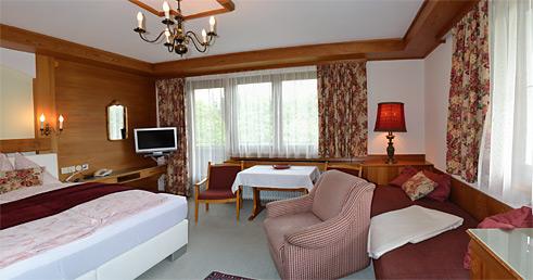 Zimmer im Bergschlößl